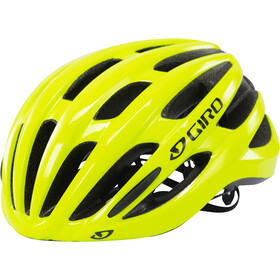 Giro Foray Casque, highlight yellow
